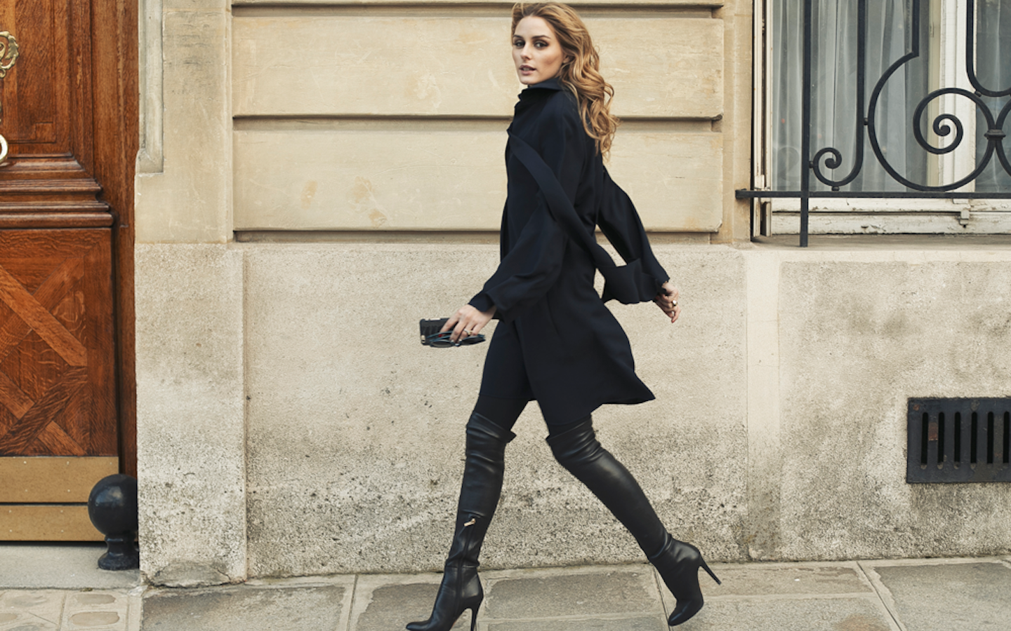 Modern day style muse: Olivia Palermo