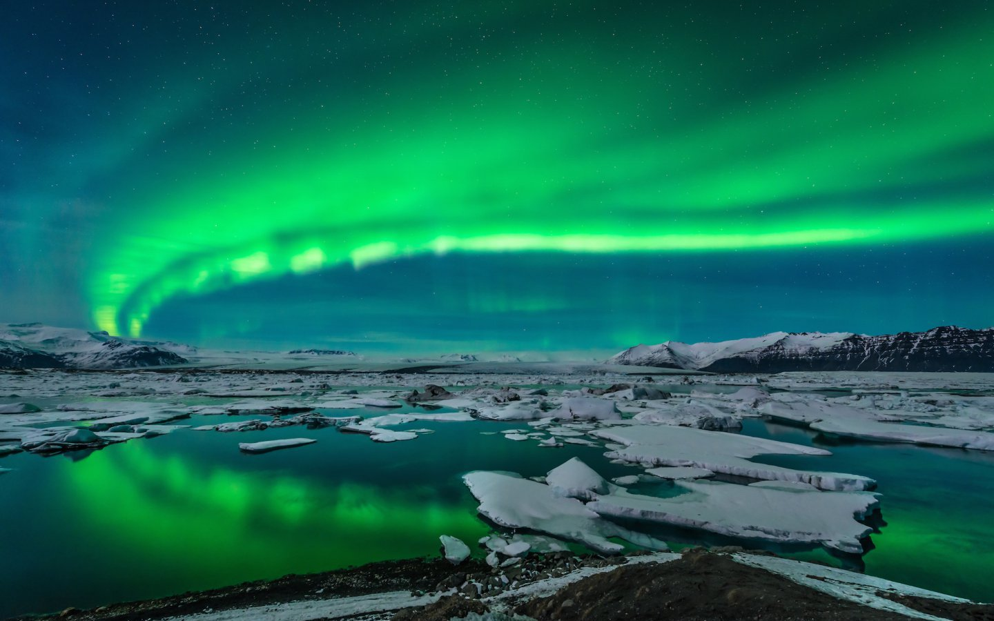 Northern Lights: the magical display known as the aurora borealis