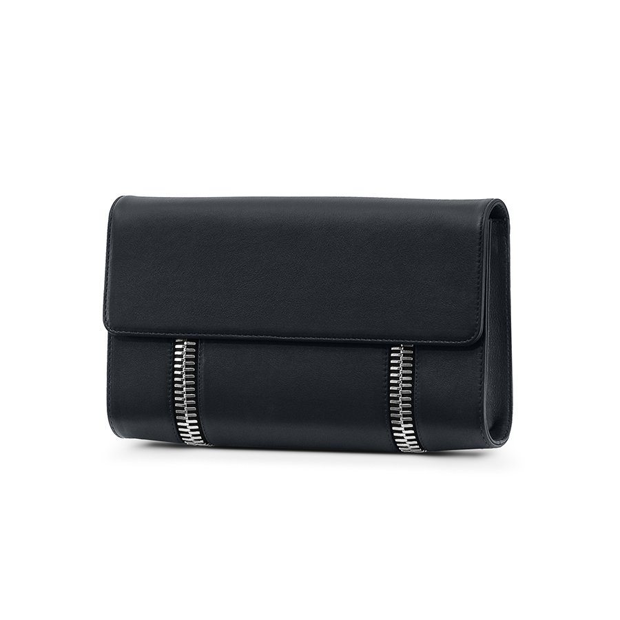 Virgil James | Quality Leather Clutch | Reykjavik Collection